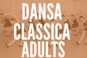 Dansa Clàssica Adult