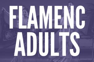 Flamenc  Adult