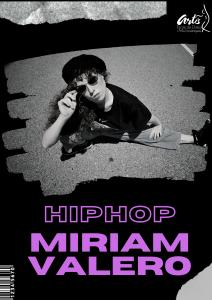 hip hop Miriam artis reus dansa