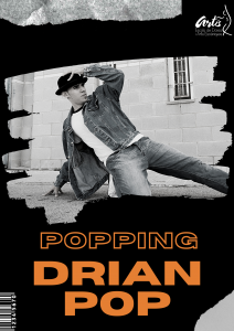popping drian artis reus dansa